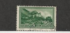 Liechtenstein, Postage Stamp, #127 Used, 1934