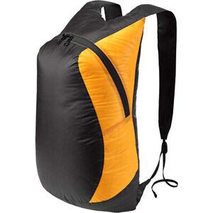 YELLOW-Sea To Summit Ultra-Sil Daypack Ultralight 68g Pack Rucksack Travel 20lt