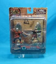 Unimax Toys Forces of Valor Historical Legends Vikings Raiders & Discoverers New
