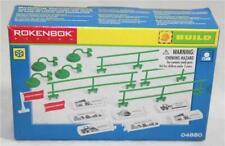 Rokenbok System Build Building Decorations 18 PCS No 04880 Snap Fit NIB!