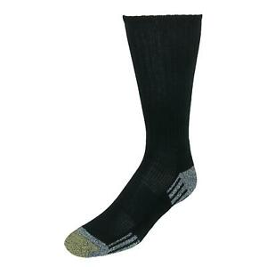 New Gold Toe Men's Cushioned Sole Outlast Crew Socks (3 Pair Pack)