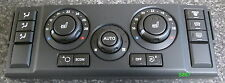 Heater control panel Discovery 3 Heated Seats & Screens Dual Climate JFC501200
