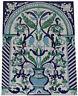 Fliesenbild Keramikfliesen Orient Handbemalt Wandfliesen Mediterran Mosaik 12 06