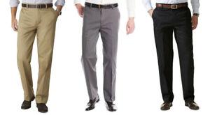 Dockers Signature Khaki Classic Fit - Flat Front Pants