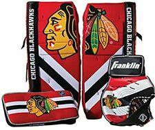 New listing Franklin Sports Team Licensed Street Hockey Goalie Equipment Set - S/M Goalie.
