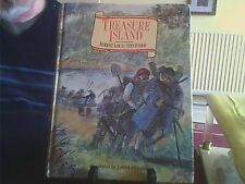 Treasure Island-Robert Louis Stevenson Hardback English Guild 1990