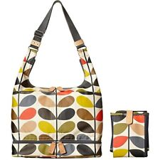 Orla Kiely classic stem baby changing bag RRP £236