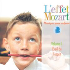 L'Effet / Mozart / C - Musique Pour Enfants 1: Eveil de L'esprit [New CD]