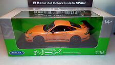 1:18 Porsche 911 ( 997 ) GT3 RS  - WELLY NEX -  3L 050