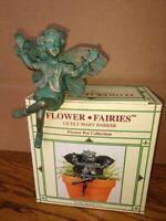 Cicely Mary Barker Flower Fairies Flower Pot Collection -The Pear Blossom Fairy