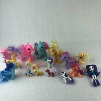 My Little Pony ~ vintage retro Mixed Lot of 15 baby ponies And P3