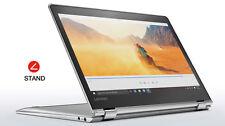 "Lenovo Yoga 710 2-in-1 11.6"" TouchScreen Pentium 4405Y 4GB RAM 128GB SSD-SILVER"