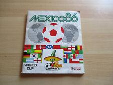 Panini Album WC Mexico 86 (1986) - 95 % complete Kicker + Bestellschein