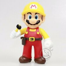 HYM Super Mario Bros The Repairman Mario Action Figure Collectible Model Toy NEW