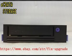 IBM LTO-4 HH SAS 45E1124 800/1.6TB INTERNAL TAPE DRIVE 45E1125 FC 5746