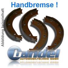 HANDBREMSBACKEN HANDBREMSBELÄGE BREMSBACKEN HANDBREMSE FESTSTELLBREMSE Ø180mm