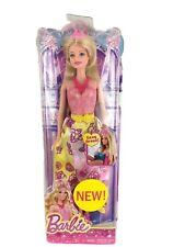 Mattel Easy Dress Barbie Doll NEW CFF25 Pink