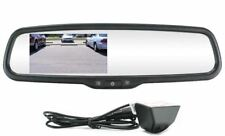4.3-inch Mirror/Monitor With CMOS Teardrop Camera 250-8308
