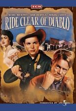 Ride Clear of Diablo (Audie Murphy) - Region Free DVD - Sealed