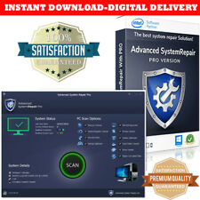Advanced System Repair Pro Clean, Protect, Optimize & Boost your PC! Lifetime ✔️