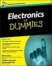 Electronics for Dummies - UK Edition by Dickon Ross, Cathleen Shamieh, Gordon Mc