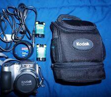 Kodak EasyShare digital camera Z650 512mb SD, 2 Battery, LensAdapter, USB Cable