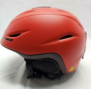 Giro Union MIPS Snow Ski Snowboard Helmet Matte Bright Red Fade Small NEW