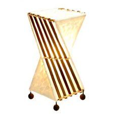 Bali Lampe 30 cm  , Ganesha Lampe, Tischlampe, Asia Lampe, Stimmungs Lampe