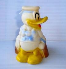 Rare pouet caoutchouc ancien série Donald Scrooge Picsou Dagobert Duck  WDP