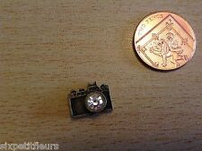 Dolls house vintage metal CAMERA with sparkle lens 1:12th scale ornament  UK