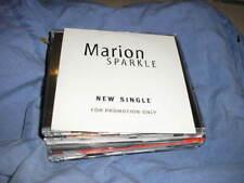 CD Pop Marion Sparkle 1T Promo MOTOR LONDON