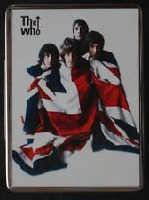 The Who stainless steel utility tin