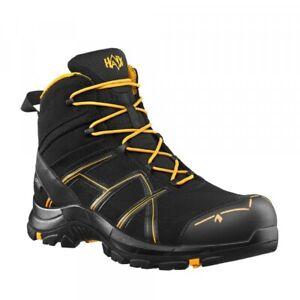HAIX® Black Eagle Safety 40.1 Boots Leder Arbeitsschuh Schuhe Stiefel Gr.51=15