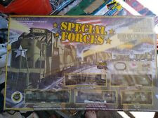Bachmann Special Forces HO Train Set New In Sealed Box