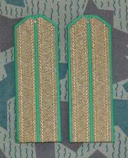 Bulgarian Army Border Troops Officer SHOULDER Rank BOARDS Epaulettes 1990's