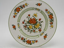 Villeroy & Boch Mettlach Summer Day 8 3/8in Salad Plates Porcelain