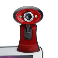 14 Mega Pixels USB 2.0 HD Camera Webcam Clip Web Cam With Microphone For PC MSN