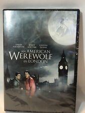 An American Werewolf in London (Dvd, 2012) Brand New Sealed.