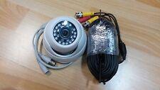 Dome-Kamera für Innenbereich mit 3,6mm SONY Objektiv 450TVL + 20m Kabel