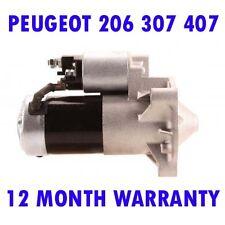 Peugeot 407 2.0 2004 2005 2006 2007 2008 2009 2010 - 2015 starter motor