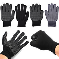 2pcs Heat Proof Resistant Protective Glove for Hair Styling Tool Straightener FL