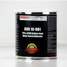 Duraself RV TPO/EPDM Water-Based Adhesive for Rubber Roofing Comparable to Dicor