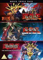 Nuevo Yu-Gi-Oh! Película Colección DVD (MANG5919)