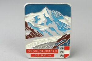 Auto / Motorrad Plakette - Grossglockner - vintage car badge