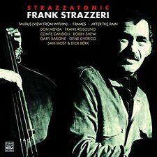 Strazzatonic, Frank Strazzeri,  (3 Lps On 2 Cds)