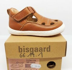 Bisgaard Sandalen, Sneaker, Gr. 22/ 23/ 24/ 25/ 26/ 28/ 29, braun, NEU ab 79,90€