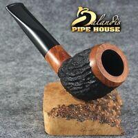 "Mr.BALANDIS ORIGINAL Briar Handmade Tobacco SMOKING Pipe "" TORONTO "" Tockia"