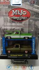 M2 Machines Mijo Speed Shop 1975 Chevrolet Silverado  (NG157)