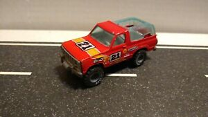 Hot Wheels 1983 Vintage Real Riders Ford Bronco 4-Wheeler #1690