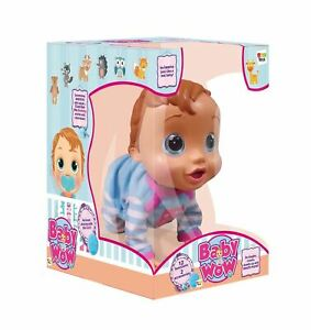 Baby Wow Charlie Interactive Doll